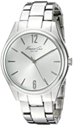 Kenneth Cole New York Women's 10021760 Stainless Steel Bracelet Watch
