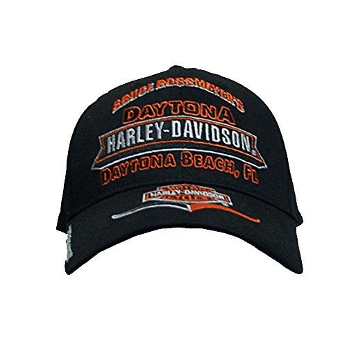 Harley-Davidson Custom Bruce Rossmeyer's Black Ball Cap ()