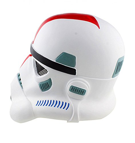 Stormtrooper Costume Replica (Gmasking Star Wars Stormtrooper Adult Helmet 1:1 Prop Replica)