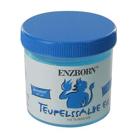 Enzborn Teufelssalbe Pflegegel Eis 200 ml, 1er Pack (1 x 200 ml)