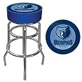 NBA Memphis Grizzlies Padded Swivel Bar Stool