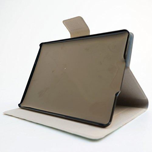 Paperwhite 1 2 3 generation 6 funda , Kindle Paperwhite 1 2 3 generation 6 (no se ajuste a Kindle o Kindle Touch) funda , Lifetrut® [ Flor ] [Slim Fit] [Soporte REPORTAJE] tirón en folio de la PU de
