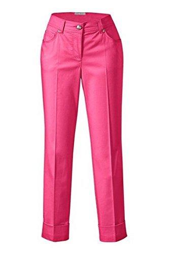 Pantalón 7/8 Mujer de Ashley Brooke en rosado fucsia