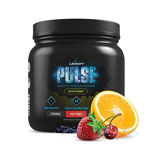 Legion Pulse Best Caffeine