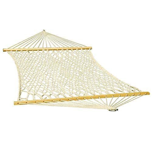 Jur_Global 11' Deluxe Polyester Rope Hammock