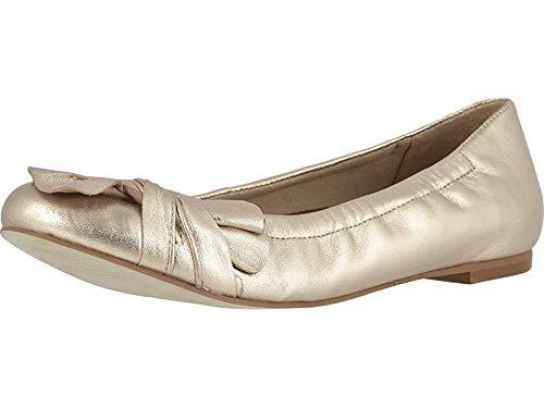 Walking Cradles Women's Brielle New Gold Leather 8.5 M - Cradle Simplicity
