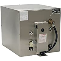 Whale Marine Whale Seaward 11 Gallon Hot Heater W/Front Heat Exchager Stainless SteelExterior