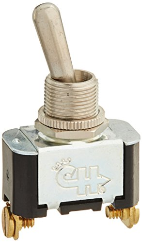 - Cole Hersee 55020 Heavy Duty Toggle Switch