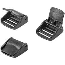 10 - 1 Inch YKK Cam Lock Lever Plastic Buckles