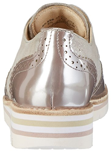 Gabor Dame Komfort Sneaker Beige (lys Nøgen 34) 2u4a3mLN5