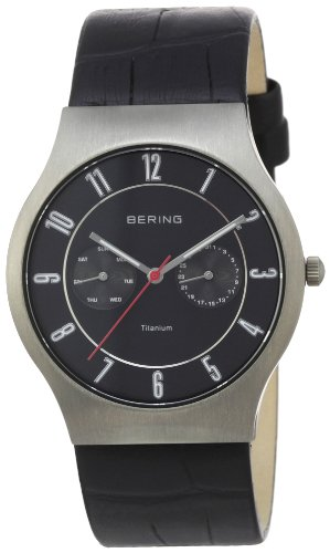 Bering Time Men'S Slim Watch 11939-472 Classic