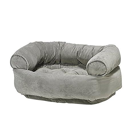 Amazon.com: double-donut cama para perro en granito (grande ...