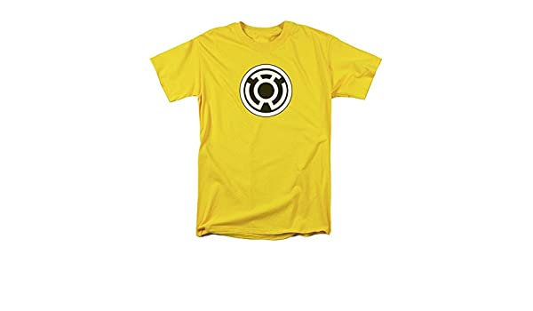 Shirt M Flash Title Adult Ringer T Sons of Gotham JLA