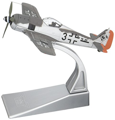 "Corgi Boys Focke-Wulf Fw 190F-8 ""Black 3"" Fiancee Rescue Flight 1:72 Aviation Archive Diecast Replica AA34316 Vehicle -  Hornby"