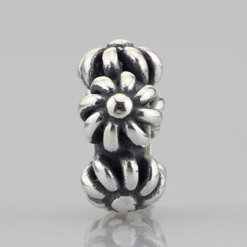 Pukido Pumpkin Beads Spacers Charms 925 Sterling Silver Charm Compatible Fit Troll European Brand Bracelet Jewelry Gift for Woman