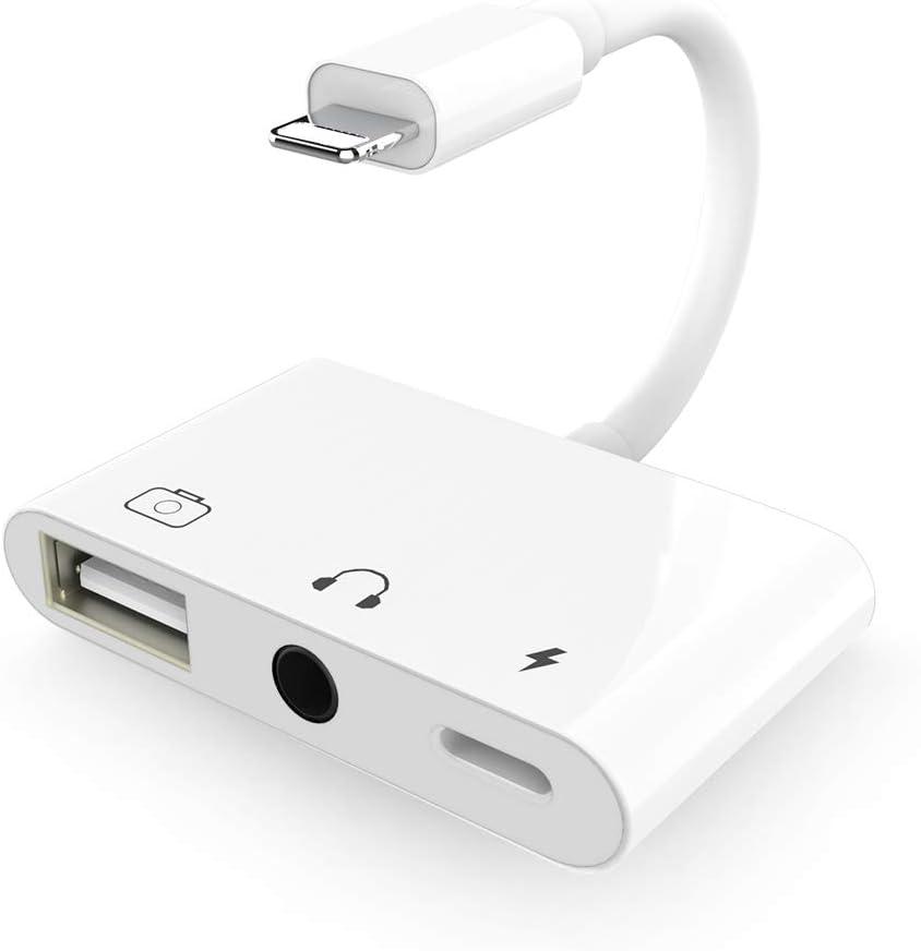 Apple Adaptateur pour Appareil Photo Lightning vers/USB/3