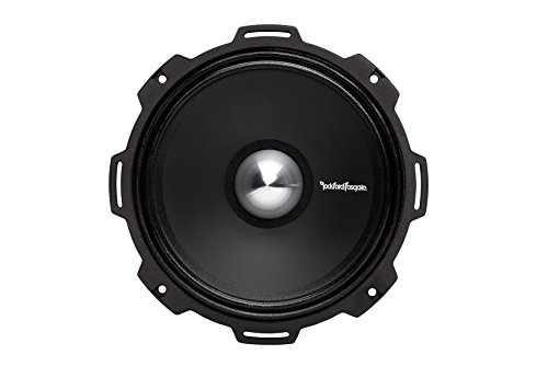 (Rockford PPS810 Punch PRO 10-Inch Single 8 Ohm Mid-Range Speaker)