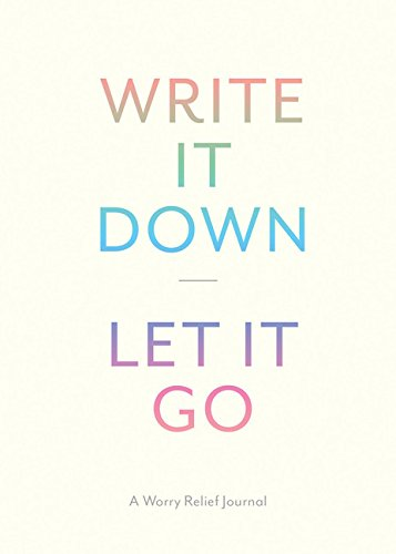 Write Down Let Go Journal product image