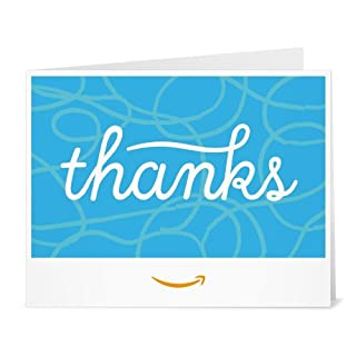 Amazon Gift Card - Print - Thank you (Whimsical) (B01MQSUAZ2) | Amazon price tracker / tracking, Amazon price history charts, Amazon price watches, Amazon price drop alerts