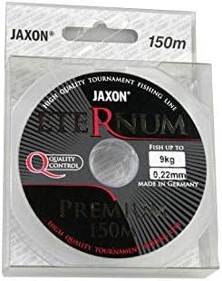 Jaxon ETERNUM Premium Fil de p/êche Monofile 150 m//0,10-0,45 mm