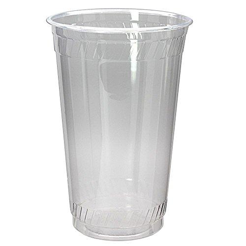 Fabri-Kal 9502056 Kal-Clear 20 Oz. Plastic Drink Cup - 1000 / CS