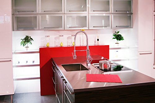 Custom Made Glass Aluminum Cabinet Doors for Contemporary Kitchens and Furniture