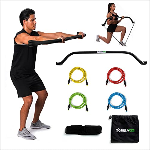 Gorilla Bow Portable Home Gym...