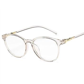 el precio más bajo 62aab 46922 XCYQ Montura De Gafas Marco De Anteojos Transparente para ...