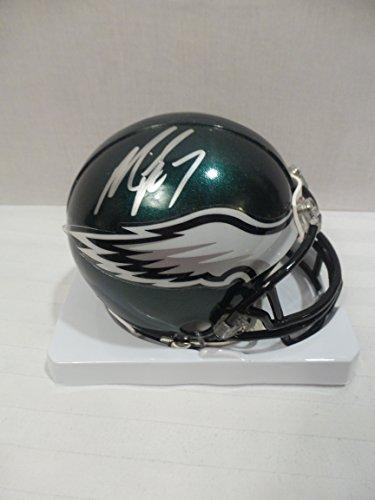 Michael Vick Signed Philadelphia Eagles Autographed Riddell Mini Helmet Certified Authentic Autograph