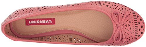 Pink Flat UNIONBAY Tamasine Toe Women's Pointed XPPBvF6