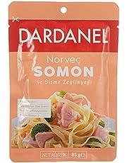 Dardanel Zyağlı Somon Poşet 85 Gr (Total 85 Gr)