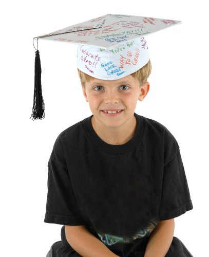 Signature Graduation Cap (Kids Graduation Hat)