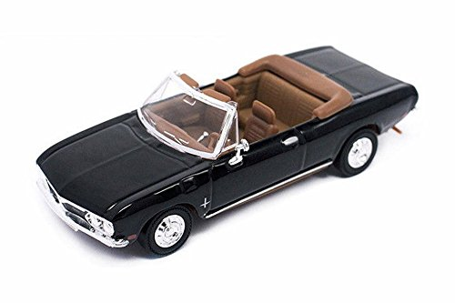 Road Signature 94241BK 1969 Chevrolet Corvair Monza Black 1/43 Diecast Model Car ()