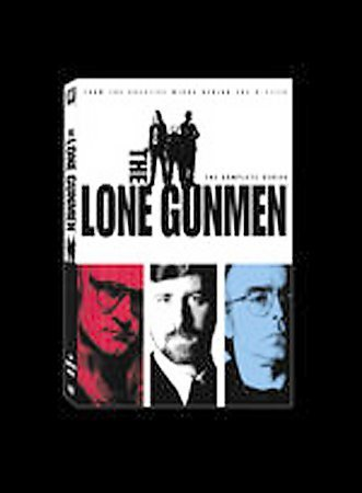 DVD : The Lone Gunmen: The Complete Series (Dubbed, , Dolby, Widescreen, 3 Disc)