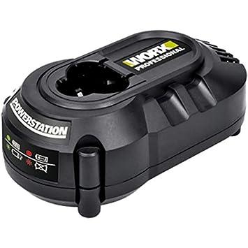 Cargador de baterías Worx WA3845: Amazon.es: Bricolaje y ...