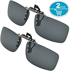 183d58e6f8 Best Clip On Sunglasses 2019 - Top 10 Clip On Sunglasses Reviews ...