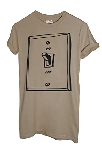 T-Shirt SWITCH OFF - MUSH by iMage Dress Your Style