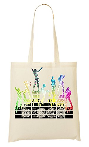 school style Music Club ShutUp tout Sac Sac à Fourre Disco collection provisions Old Party Vintage w0xaZxUq