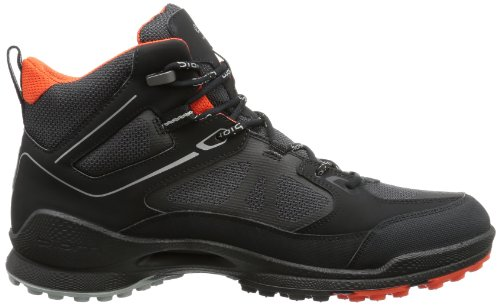 ECCO Biom Ultra Black/moonless/fire S/t/d - Zapatos Hombre Negro (Schwarz (BLACK/MOONLESS/FIRE))
