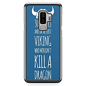 Loud Universe Viking Samsung S9 Plus Case How to train your dragon Samsung S9 Plus Cover with Transparent Edges