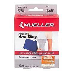 Mueller Arm Sling, Adjustable, Sport Car...