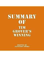 Summary of Tim Grover's Winning
