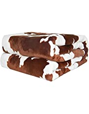 Flannel Fleece Blanket, Double-Sided Super Soft Luxurious Plush Blanket 39x51in/100cm×130cm, Soft, Fluffy and Warm Blanket for Bed, Couch, Sofa, Travel for All Season, Camping and Pet