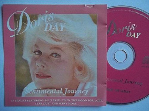 DORIS DAY Sentimental Journey CD (Sentimental Journey Cd)