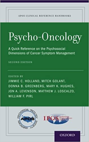 Psycho oncology a quick reference on the psychosocial dimensions of psycho oncology a quick reference on the psychosocial dimensions of cancer symptom management apos clinical reference handbooks 2nd edition fandeluxe