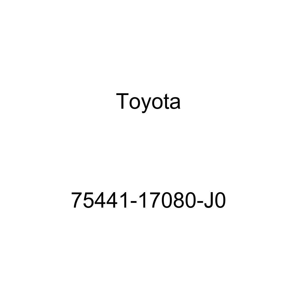 TOYOTA 75441-17080-J0 Name Plate