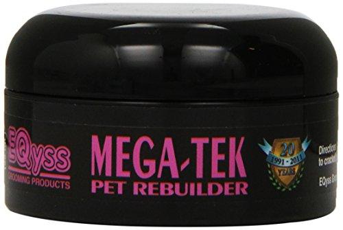 Eqyss Mega Tek Coat Rebuilder Pet, 2-Ounce