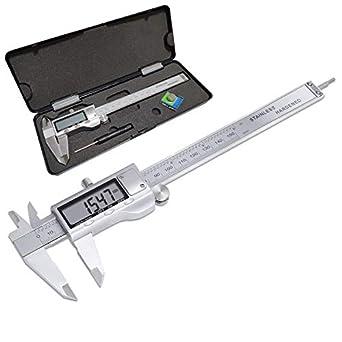 Amazon.com: Calibre Vernier digital rosimo Electronic ...