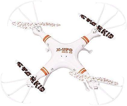 Drohne 2.4 GHz X-UFO  NEO 60 4-Kanal RC Quadrocopter RtF Outdoor Starkid 68200 9