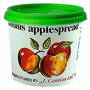 Canisius Rinse Appelstroop /Apple Spread pack of 2 ea x 480g/15.9oz /apfelsirup/ sirop de pommes/sciroppo di mele /sirope de manzana